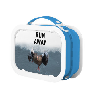 Run away lunch box