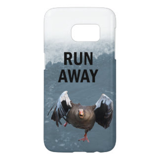 Run away samsung galaxy s7 case