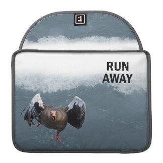Run away sleeve for MacBooks