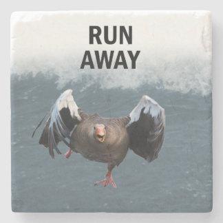 Run away stone coaster