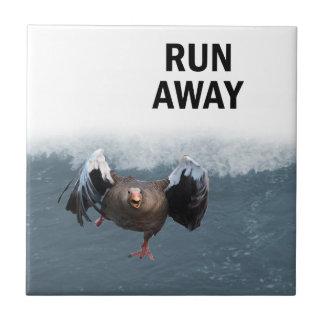 Run away tile
