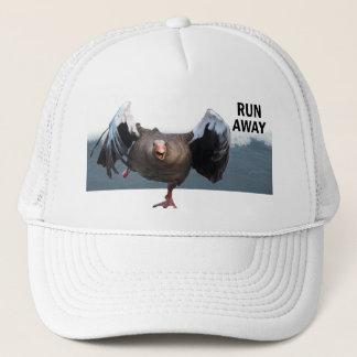 Run away trucker hat
