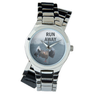 Run away watch
