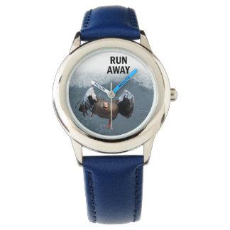 Run away watches