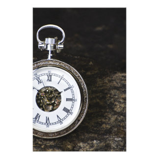 Run before time stationery