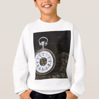 Run before time sweatshirt