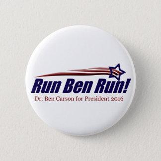 Run Ben Run Products 2 Inch Round Button