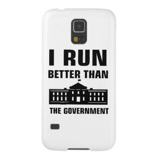 Run better than the Government Galaxy S5 Covers