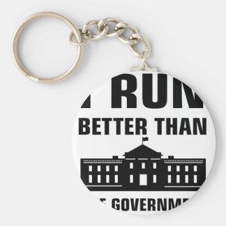 Run better than the Government Keychain