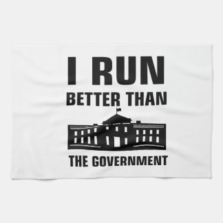 Run better than the Government Kitchen Towel