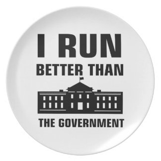 Run better than the Government Plate