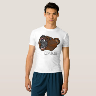 Run Brave T-shirt