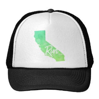 Run California Trucker Hat