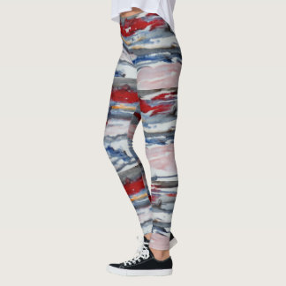 Run Color Leggings