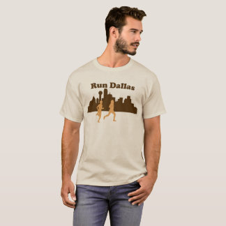 Run Dallas T-shirt