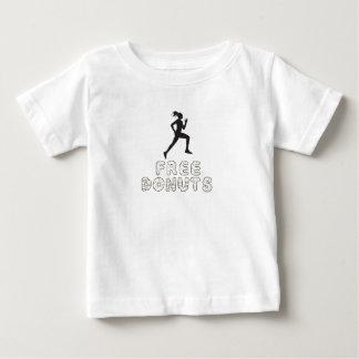 run donuts baby T-Shirt