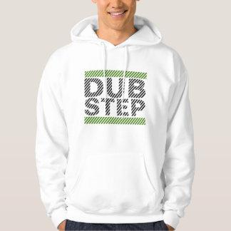 Run Dubstep Green Hoodie