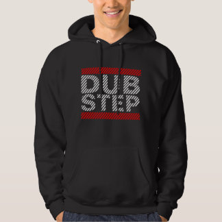 Run Dubstep Stripped Hoodie