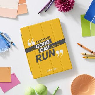 Run Everyday iPad 2/3/4 Smart Cover iPad Cover