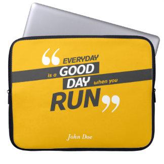 Run Everyday Neoprene Laptop Sleeve 15 inch