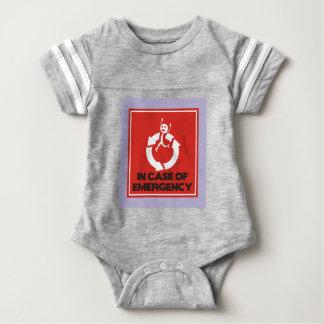 Run Fast in Circles Baby Bodysuit