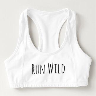 Run Fast Sports Bra