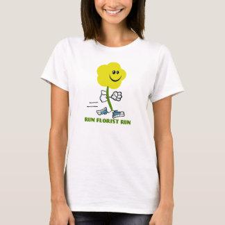 Run Florist Run Shirt