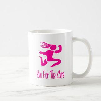 Run For The Cure Coffee Mug