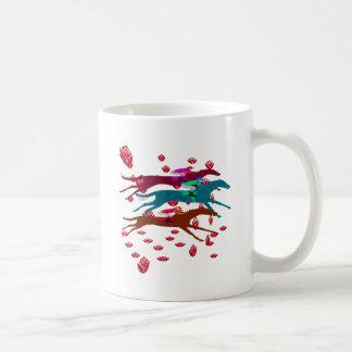 Run for the Roses 2016 Horse Racing Coffee Mug