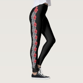 Run for the Roses Leggings