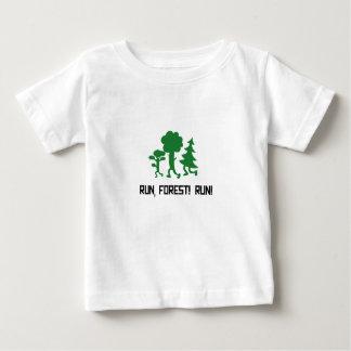 Run, Forest! RUN! Baby T-Shirt