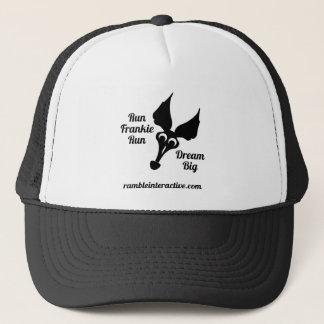 Run Frankie Run Dream Big Trucker Hat