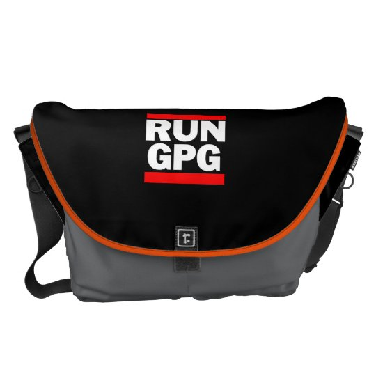Run GPG Commuter Bags