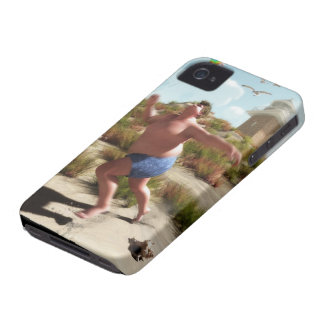 Run! iPhone 4 Case-Mate Cases