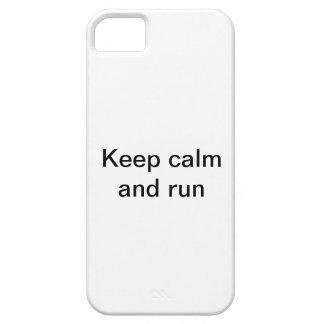 Run iPhone 5 Case