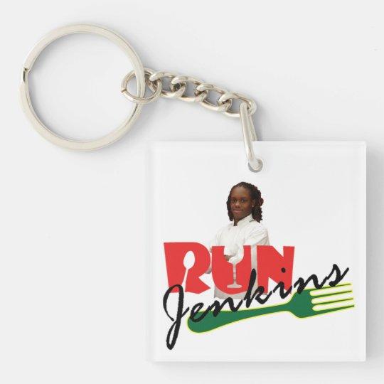 Run Jenkins Keychain
