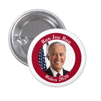 Run Joe Run - Joe Biden - 2020 1 Inch Round Button