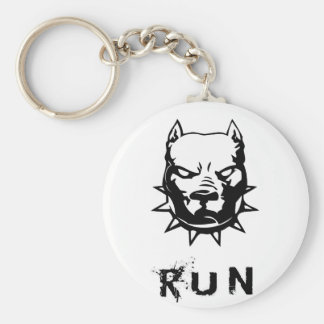 RUN KEYCHAIN