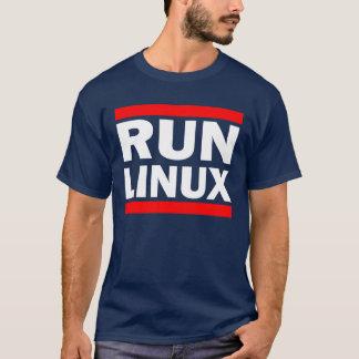 Run Linux Shirt - ghorr