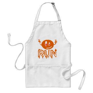 Run | Little halloween monster Standard Apron