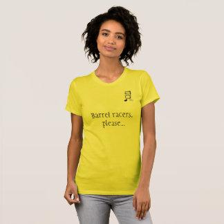 RUN MORE POLES T-Shirt