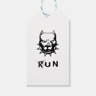 RUN PACK OF GIFT TAGS