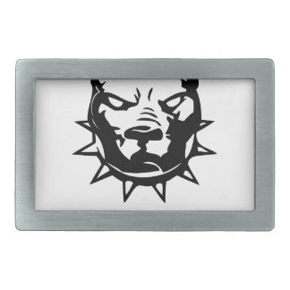 RUN RECTANGULAR BELT BUCKLE