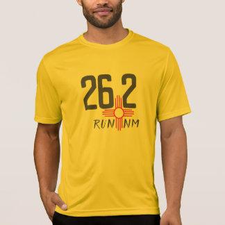 RUN RM 26.2 Zia symbol running shirt