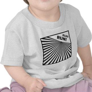 Run Run Run! T Shirts