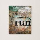 Run/Runner by Vetro Jewellery Jigsaw Puzzle