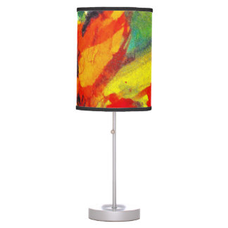 Run Though The Garden Table Lamp