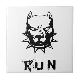 RUN TILE