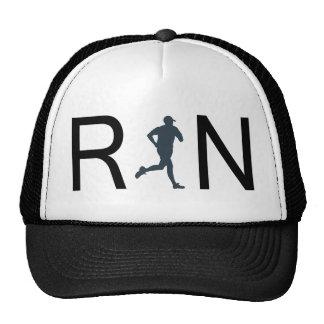 Run Trucker Hat