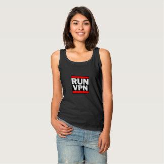 Run VPN Tank Top